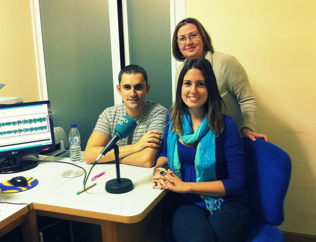 Entrevista a Págame el Máster en Caravaca Radio